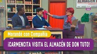 ¡Carmencita visita el almacén de Don Tuto! - Morandé con Compañía 2019
