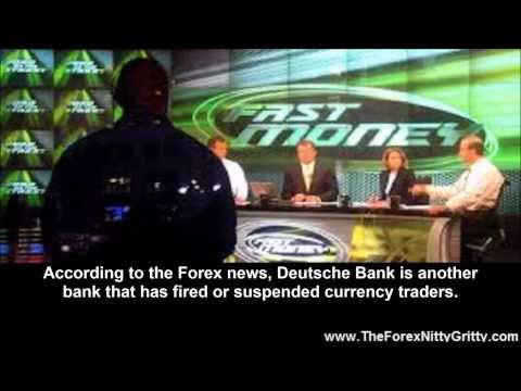Currency Traders Fired