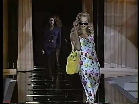 Gianni Versace Spring 1995 Fashion Show (full)