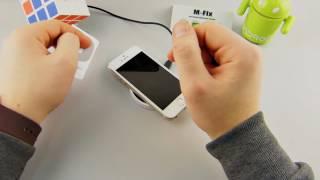 Бездротова зарядка для iphone та android телефонів: огляд, інструкція, відгук