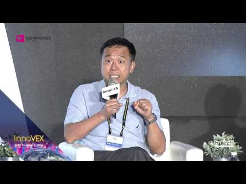 2016 InnoVEX Forum-VC/Accelerator-Exploring Opportunities in Taiwan