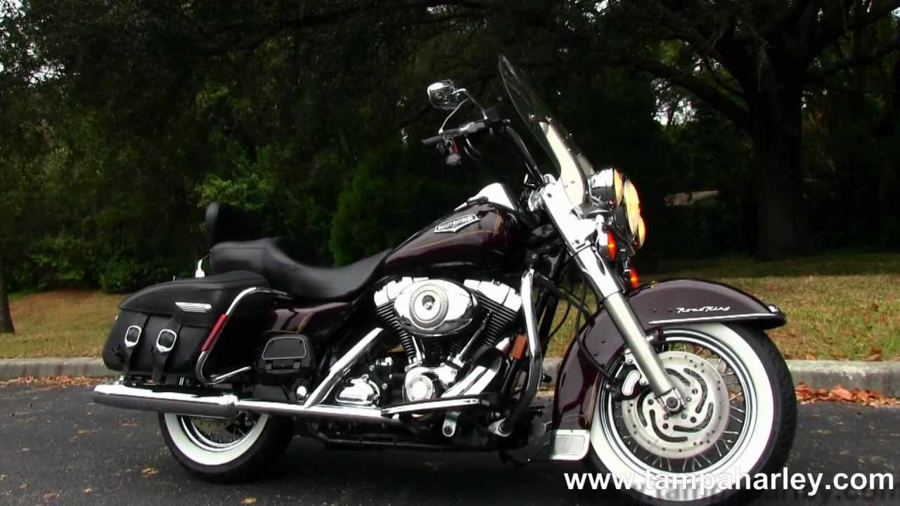 Harley Road King For Sale >> Used 2007 Harley-Davidson Road King Classic FLHRC - YouTube