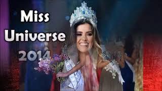 Miss Univesre 2014 - Paulina Vega Hot Photos Gallery
