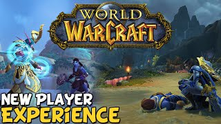 World Of Warcraft's New-New Pląyer Experience?!
