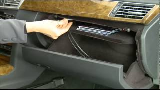 Storage and Accessory Power - Mercedes-Benz USA E-Class