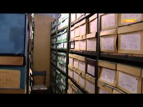 Уникальный архив в Одессе держится на деревянных опорах