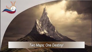 Two Maps to Holiness.