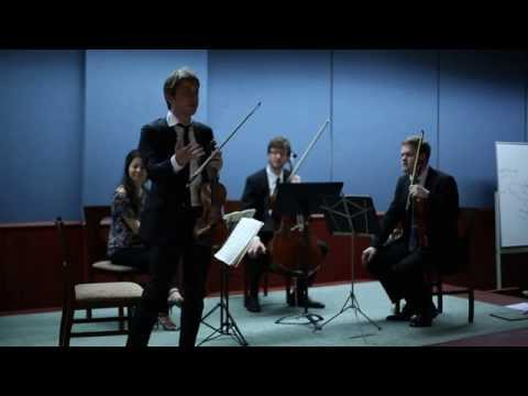 Classical Tradition with the Aeolus Quartet and Khalifa Poets