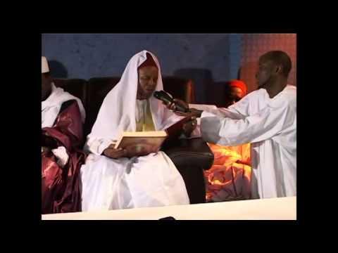 Cherno Abdul Rahman Barry Conference Paris 2011