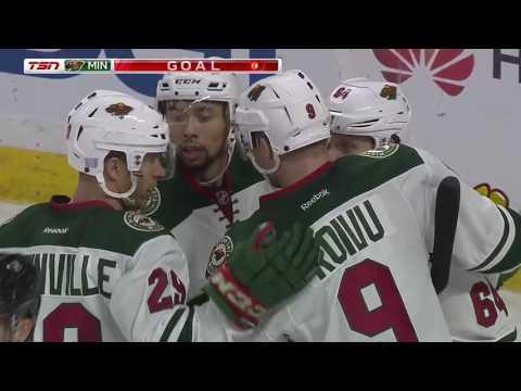 Minnesota Wild vs Ottawa Senators | NHL | 13-NOV-2016