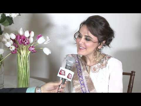 Preity Zinta Interview at INDIA FAIR Gala Dinner