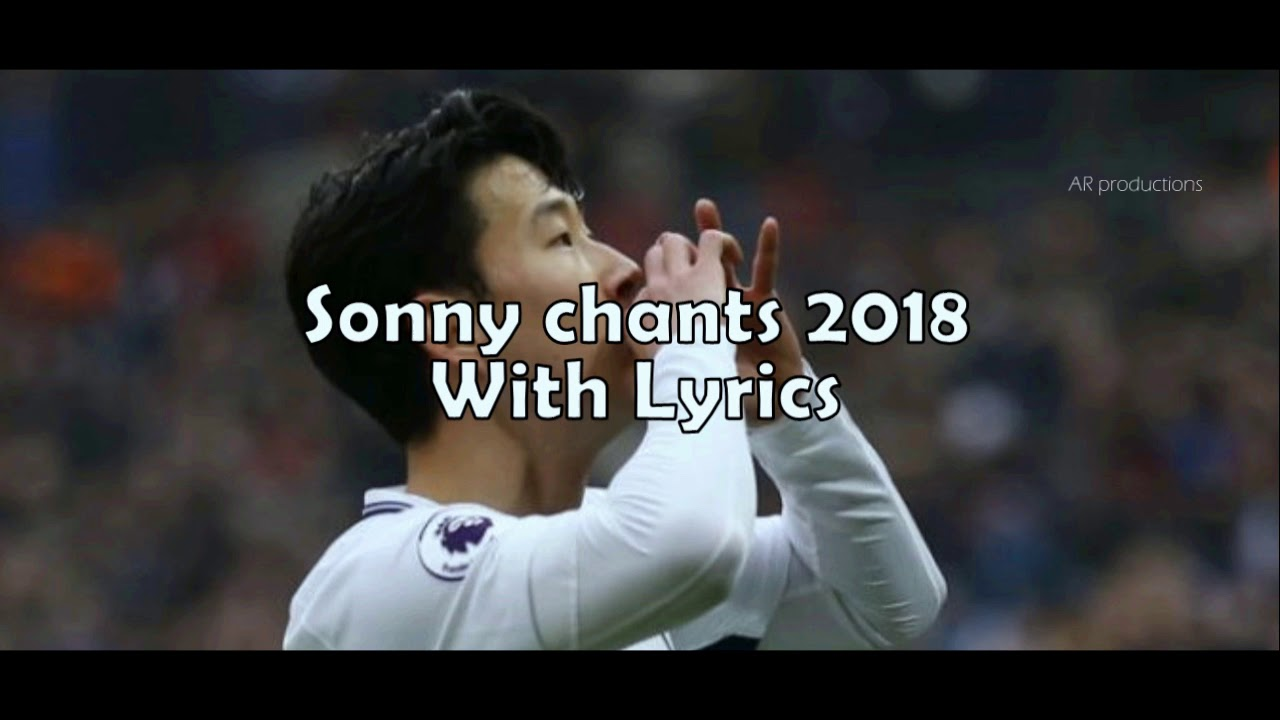 Tottenham chants lyrics