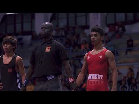 Gold Medal Match Highlight - African Championships 2019 - Day 2