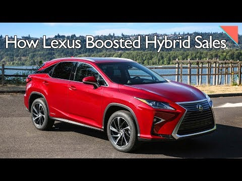 """Lexus Removes """"Premium"""" From Hybrids, Global Sales - Autoline Daily 2343"""