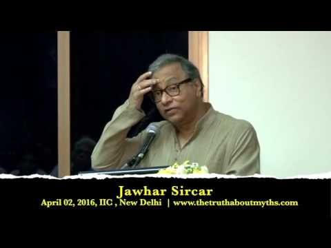 Jawhar Sircar Talks About Narratives of Ancient Sacred Indian Texts & His Other Insights