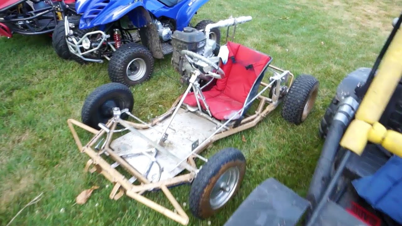 Displaying 19> Images For - Homemade 4x4 Off Road Go Kart...