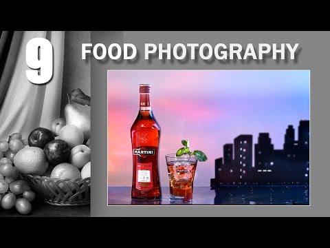 Рецепт 9. Food Photography Фуд   Тема Мартини Манхэттен
