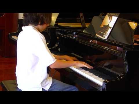 Apollo Piano - #HailunSFTB2014 Presents Diego B performing 'Excelsior Rag'