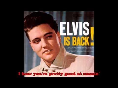Elvis Presley-Dirty, Dirty Feeling (w/lyrics)