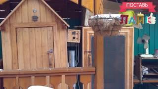 Автоматическая домашняя коптильня для холодного и горячего копчения. Обзор от канала vectnik.