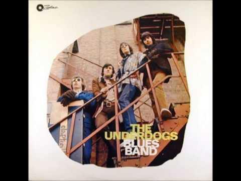 THE UNDERDOGS BLUES BAND(New Zealant) - Pretty Girls