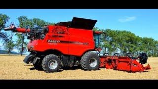 kombajn CASE IH AF 8240 z Agrocentrum