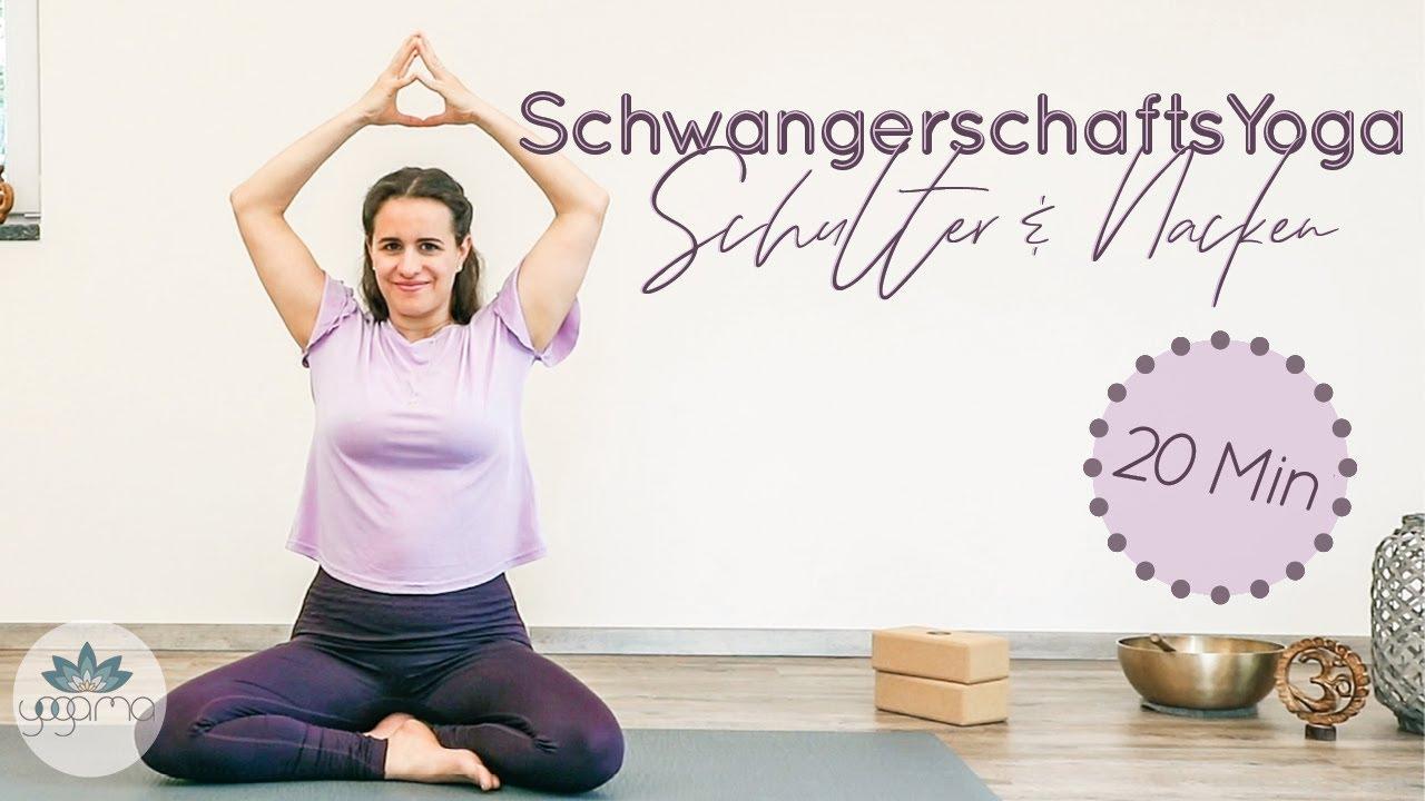 SchwangerschaftsYoga - Schulter & Nacken