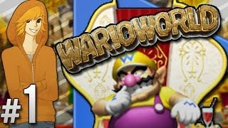 Wario World - King of Greed | PART 1 | ScykohPlays