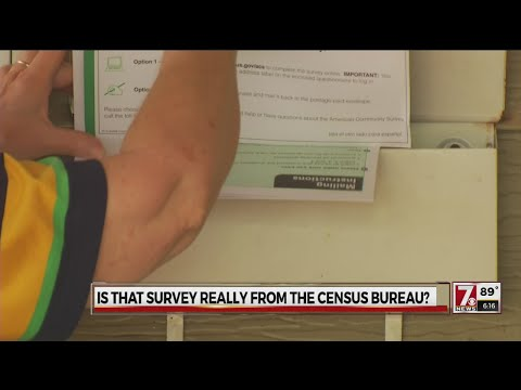 Is that survey really from the Census Bureau?