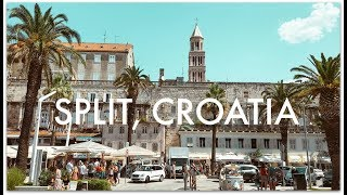 Solo in Split, Croatia | TRAVEL DIARY