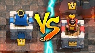 Hack? | Level 1 Defeats Level 9 | Clash Royale Secret Revealed