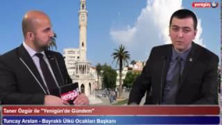 Tuncay Arslan - Yenigün Tv / Ülkü Ocakları Var Olsun