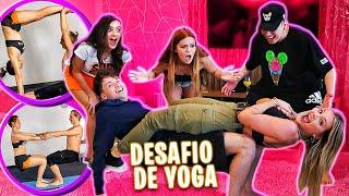 DESAFIO DA YOGA ft. Viihtube, Irmãos Berti, Ujõaozinho