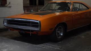 70 Orange Charger RT 6Pack