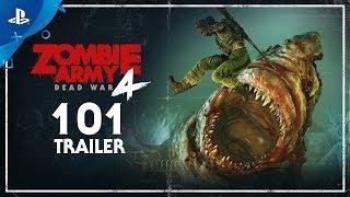 Zombie Army 4: Dead War | 101 Trailer | PS4