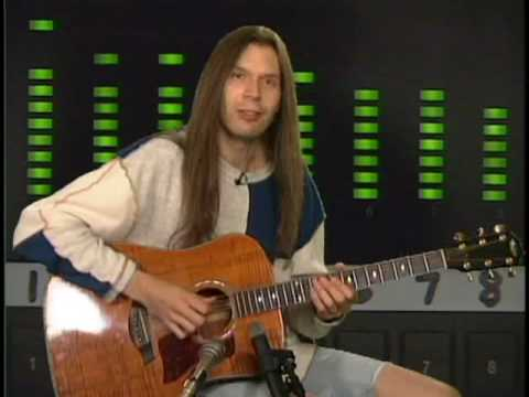 Mr. Big Be With You Paul Gilbert Guitar Lesson  [VLC  Capture].mpg