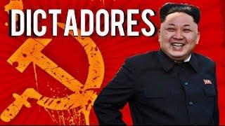 LAS 10 PEORES DICTADURAS DEL MUNDO