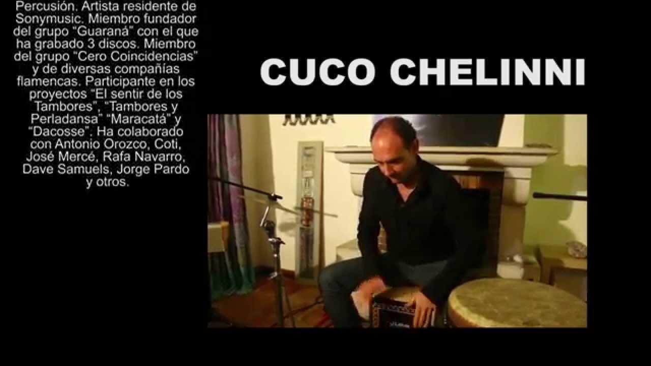 Curriculum artístico músicos Luz Candente - YouTube