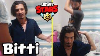 GERÇEK KAVGA ÇIKTI! KRAL & VEZİR - Brawl Stars