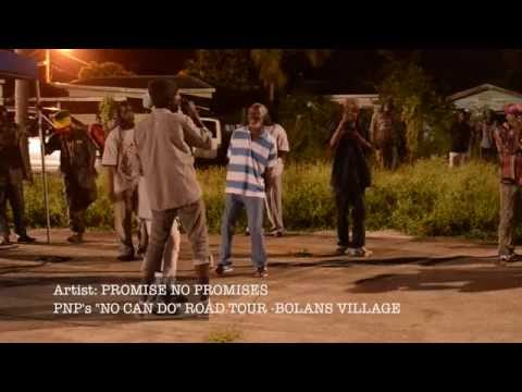 PNP's NO CAN DO Road Tour - Bolans Village
