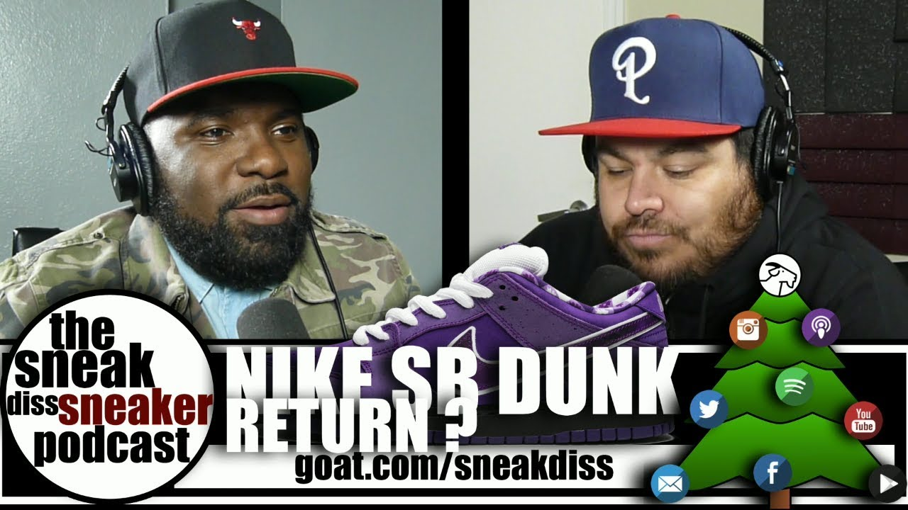 124886bba70 The Sneak Diss Podcast Episode 138 – Complex Top 10 Sneakers of 2018, Yeezy  Tweets, Nike SB Dunk,