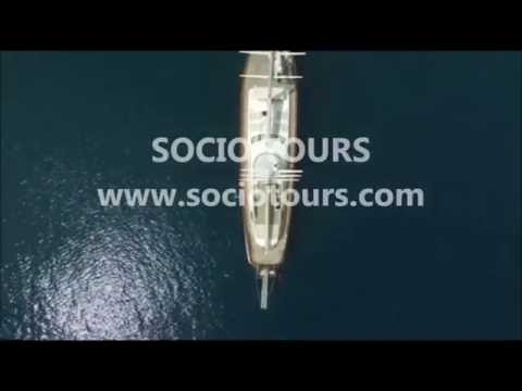 Yacht Charter in Turkey - www.sociotours.com