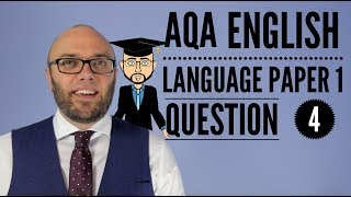 AQA English Language Paper 1 Question 4 (updated and animated)