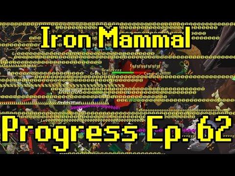 Oldschool Runescape - 2007 Iron Man Progress Ep. 62 | Iron Mammal