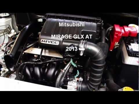 Mitsubishi Mirage 2013 GLX AT