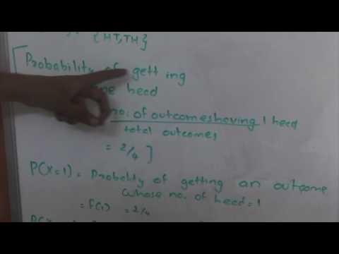 Explain PDF : Probability Distribution Function : Engineering Maths S5