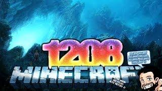 MINECRAFT [HD+] #1208 - Bergsee Unterwasser Welt ★ Let