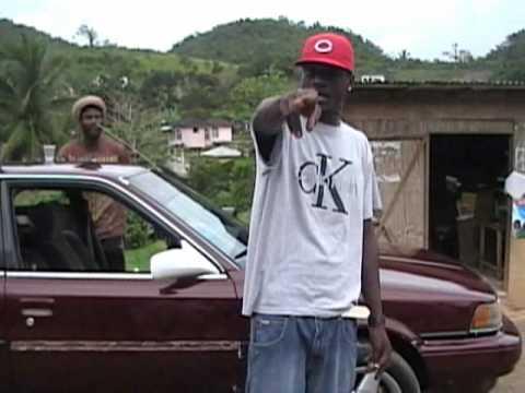 Jamaican Rap and Reggae Battle Feb 2010 video 1