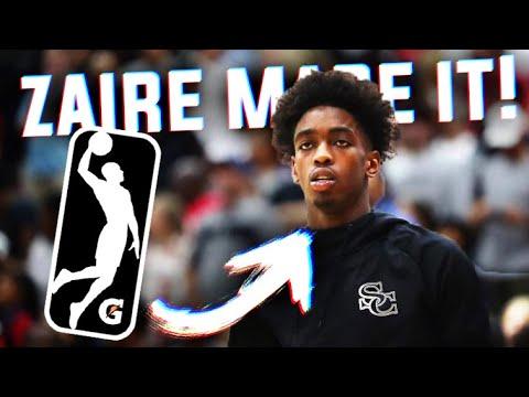 Report: Zaire Wade, son of Utah Jazz part-owner Dwyane Wade, will ...