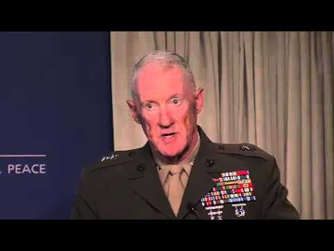 Major General Richard Mills on Afghanistan